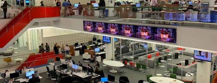 New York Times - Newsroom is one of New York.