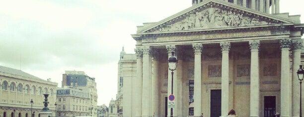 Le Comptoir du Panthéon is one of Lieux gourmands et gourmets.