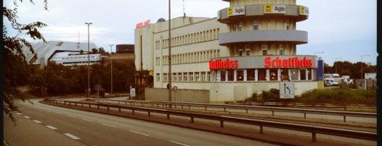 Motel Avus is one of 1 | 111 Orte in Berlin die man gesehen haben muss.