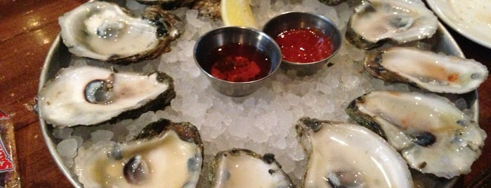 Pearlz Oyster Bar - West Ashley is one of Charleston Seafood.