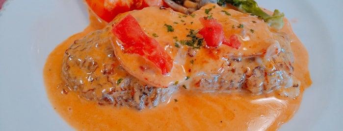 レストラン クインベル is one of สถานที่ที่บันทึกไว้ของ QK.