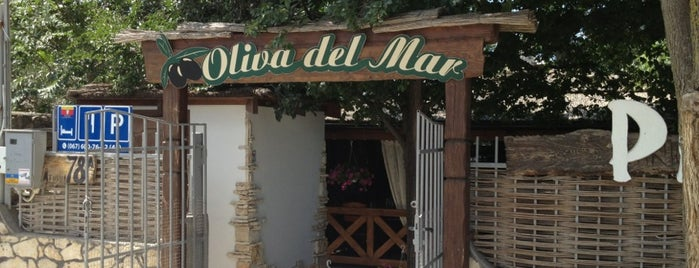 Oliva Del Mar is one of Никита : понравившиеся места.