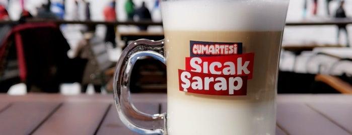 meribel cafe is one of Lugares favoritos de Berkan.