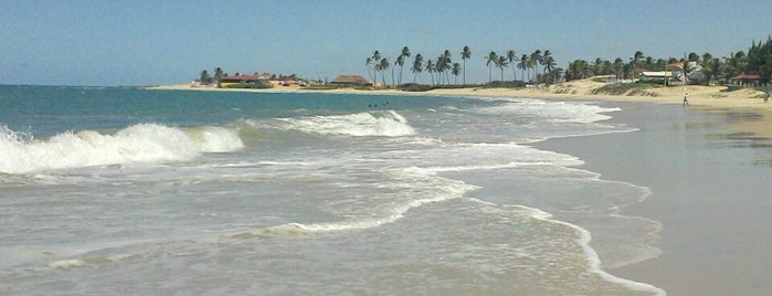 Praia de Jacumã is one of Natal.