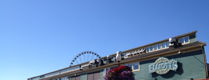 Seattle Waterfront is one of Seattle Bucket List.