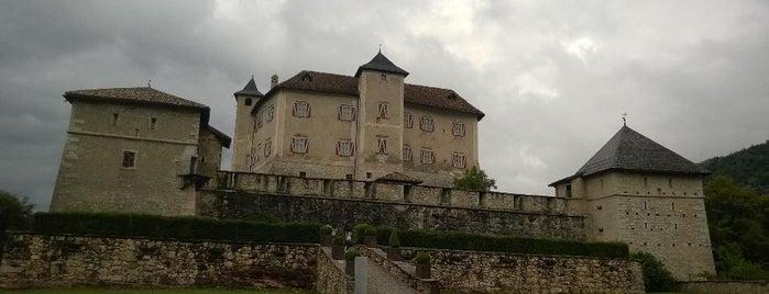 Castel Thun is one of castelli del trentino.