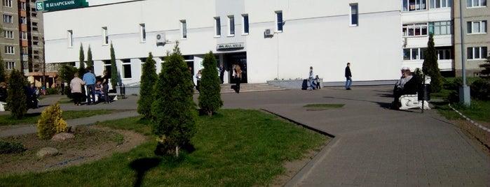 Беларусбанк is one of Orte, die EVGENIA gefallen.