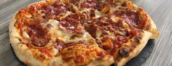 Alphi Pizzeria is one of Mexico City.