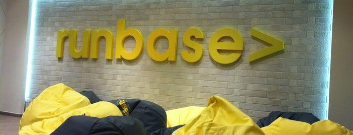 Adidas Runbase is one of Tempat yang Disukai Alex.