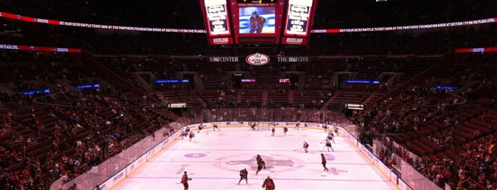 BB&T Center is one of NHL Arenas 2013.