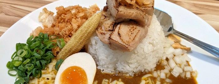 盈豚骨カレー is one of taipei curry..