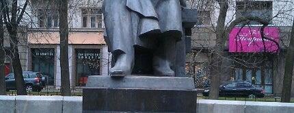 Хохловская площадь is one of Интересная Москва.