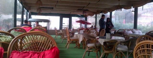 Bahçetepe Cafe & Bistro is one of Berke : понравившиеся места.