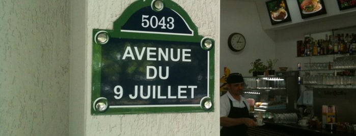 Aïoli Bistro is one of Le meilleur de B.L.A..