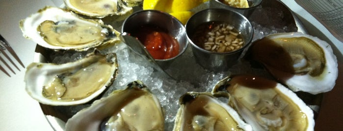 Mare Oyster Bar is one of Boston City Guide.