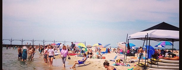 South Beach is one of Michiana July 4th.