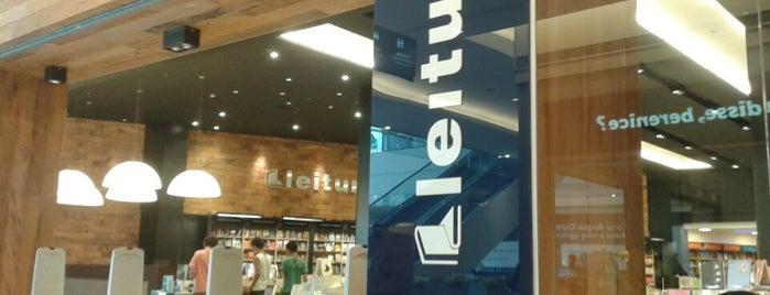 Livraria Leitura is one of Posti che sono piaciuti a Luiz.