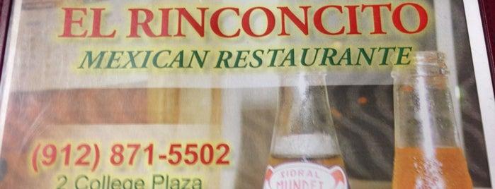 El Rinconcito is one of Gespeicherte Orte von Chad.