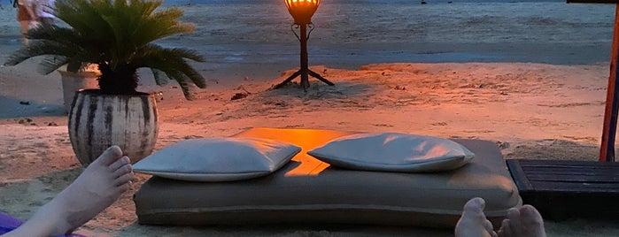 Casa na Praia is one of Locais curtidos por Tati.