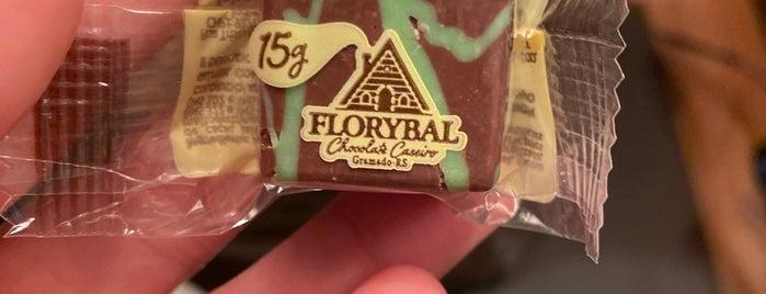 Florybal Chocolates is one of Tatiさんのお気に入りスポット.