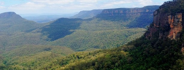 Blue Mountains National Park is one of Sydney + Melbourne 🇦🇺.