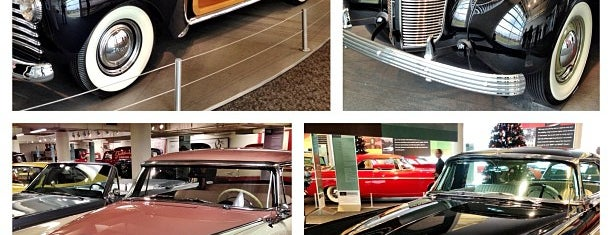 Walter P. Chrysler Museum is one of Bucket List for Gearheads.