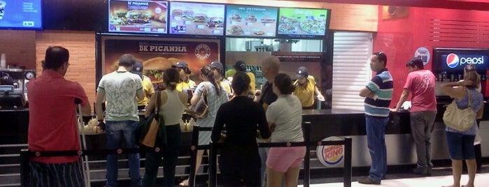Burger King is one of Guta'nın Beğendiği Mekanlar.