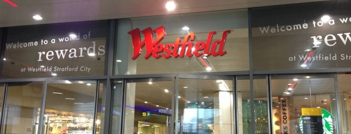 Westfield Stratford City is one of Things to do in Europe 2013.