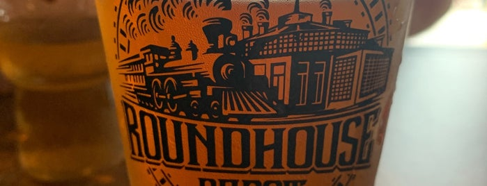 Roundhouse Brewing Co is one of Erica 님이 좋아한 장소.