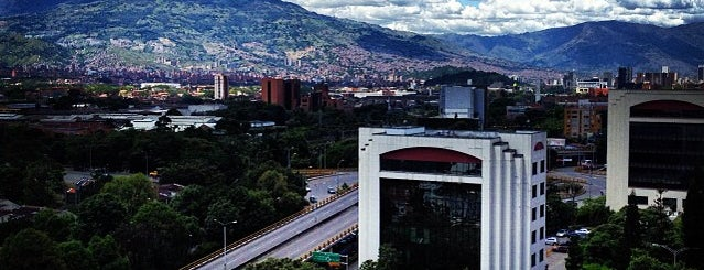 Medellín is one of Turismo Colombia.