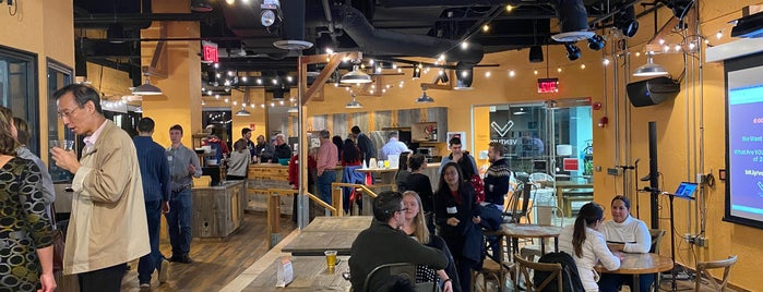 Venture Cafe At CIC is one of Boston Classroom Venues.