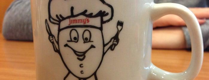 Jimmy's Egg is one of สถานที่ที่บันทึกไว้ของ Derek.