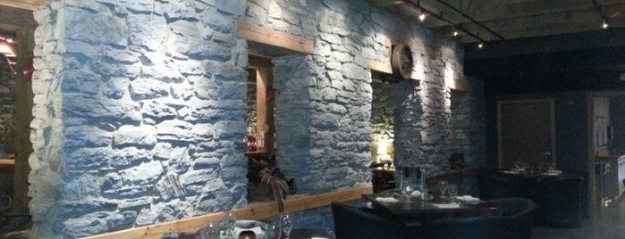Cork & Cap Restaurant is one of Tempat yang Disimpan Chrissy.