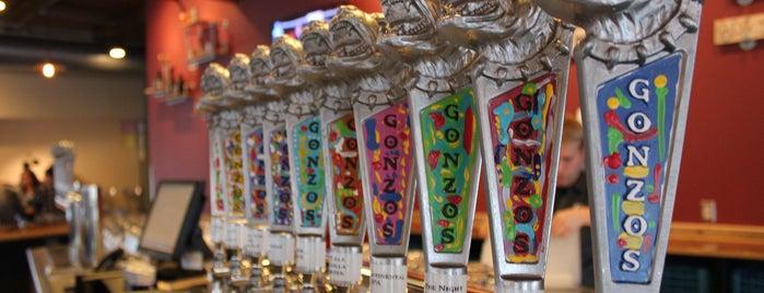 Gonzo's BiggDogg Brewing is one of Michigan Breweries.