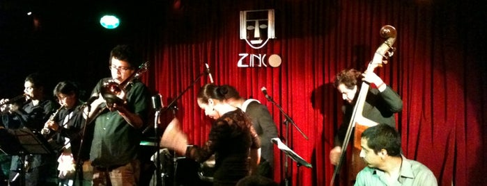 Zinco Jazz Club is one of THINGS TO CHECK OUT IN MEXICO CITY.