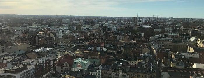 Clarion Hotel & Congress Malmö Live is one of สถานที่ที่ Håkan ถูกใจ.