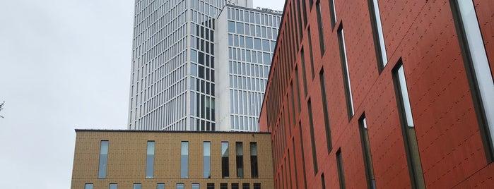 Clarion Hotel & Congress Malmö Live is one of Tempat yang Disukai Håkan.