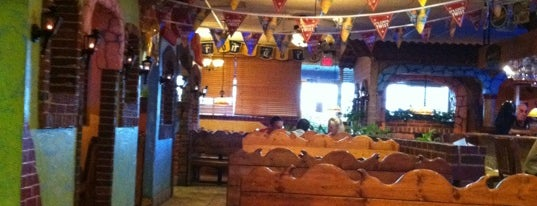 El Maguey is one of Must Visit Mexican Restaurants.