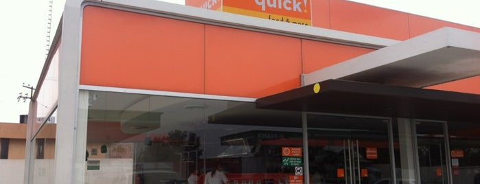 quick! food & more is one of Locais curtidos por Armando.