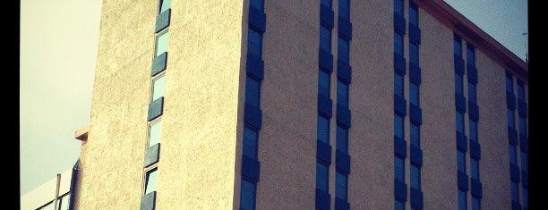 Hotel Aranzazú is one of สถานที่ที่บันทึกไว้ของ Yare.