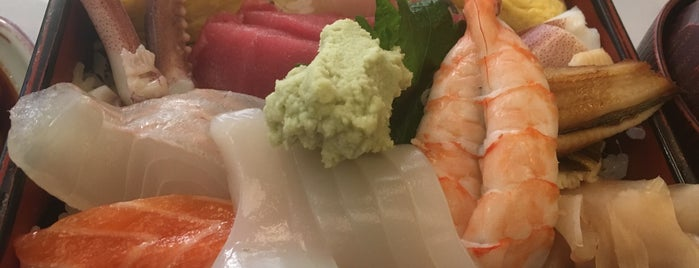 Kasen is one of Quality sushi in CA.