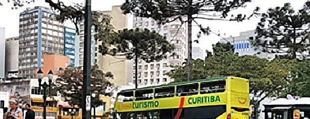 Praça Tiradentes is one of Passeios Sul.