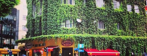 Caruso Empadas is one of Must-visit Cafés in Curitiba.