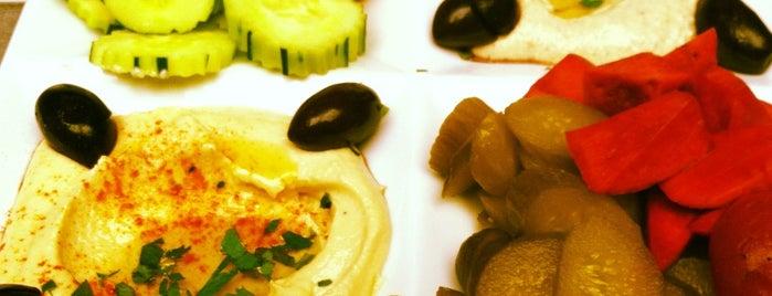 Mazah Mediterranean Eatery is one of Ohio.