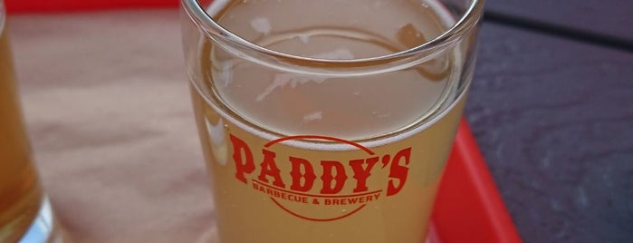 Paddy's Barbecue And Brewery is one of Must See Calgary.