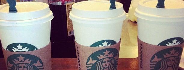 Starbucks is one of Cindy : понравившиеся места.