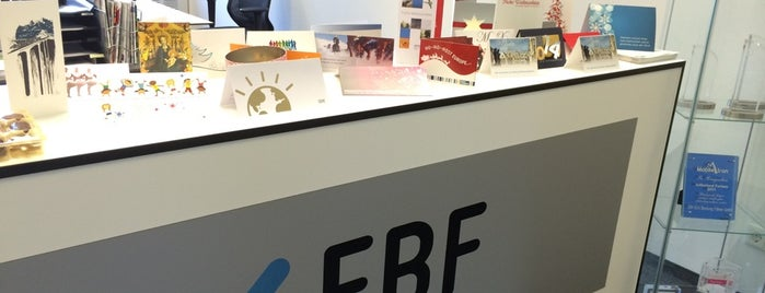 EBF is one of Cool Business Locations.