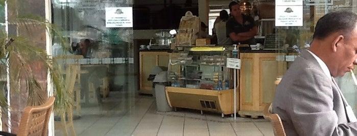 The Italian Coffee Company is one of Jordana'nın Beğendiği Mekanlar.