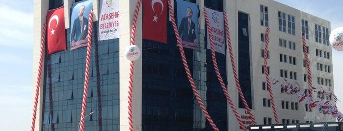 Ataşehir Belediyesi is one of Selimさんのお気に入りスポット.