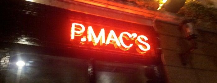 P. Mac's is one of Drinkin' Dublin.